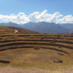 Moray, Cusco