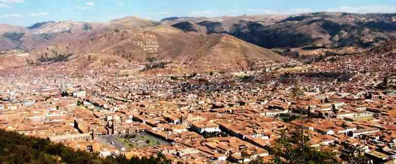Necessary informations of Cusco