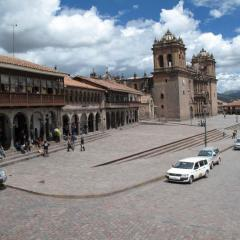 Place des Armes, Cusco