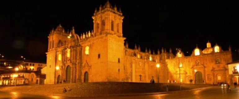 Cathedral Cusco