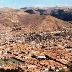 Cathedral of Cusco city
